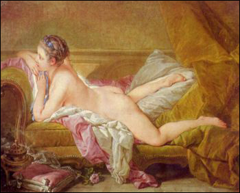 painting of Francois Boucher