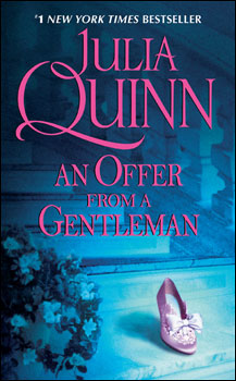 An Offer from a Gentleman, Julia Quinn